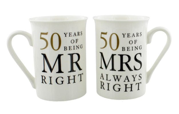 cadouri pentru nunta de aur