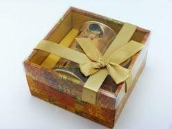 Cana de colectie Gustav Klimt