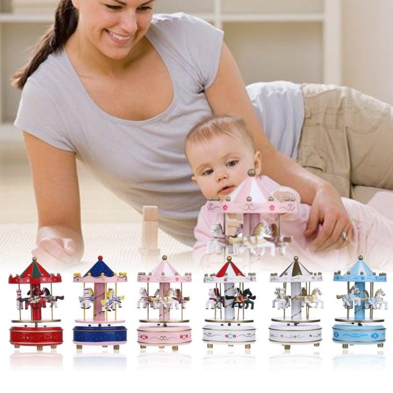 Carusel muzical modele carusele muzicale pentru bebelusi