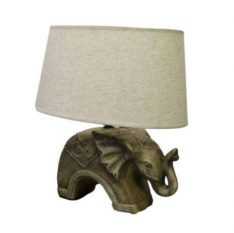 Veioza elefant de ceramica