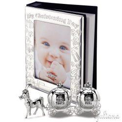 Album foto de botez set mot dintisor fetita