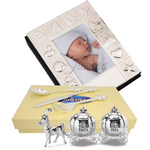 Cadou pentru fetita album tacamuri set mot dintisor