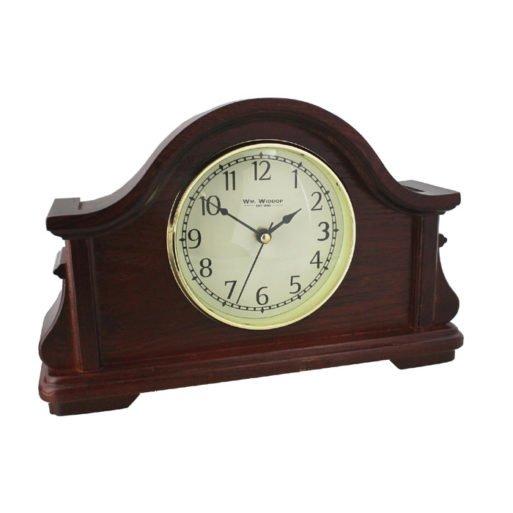 Ceas de birou arcada lemn