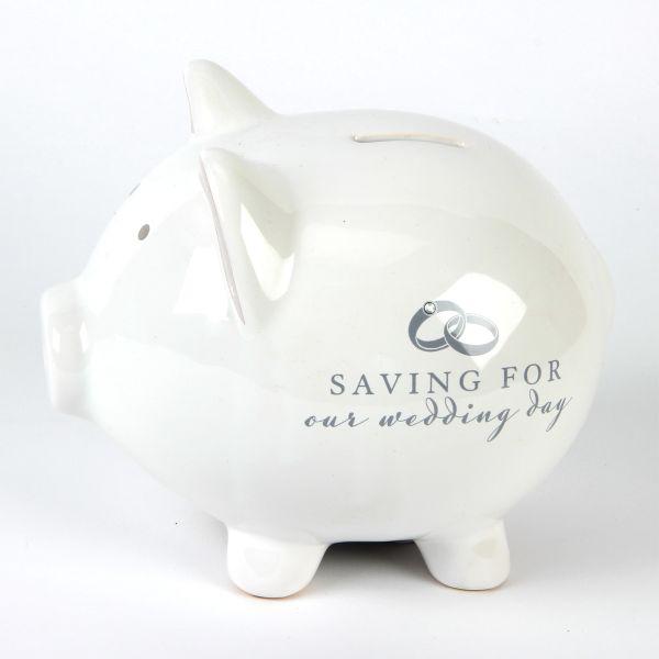 Pusculita porcusor pentru fondul de nunta