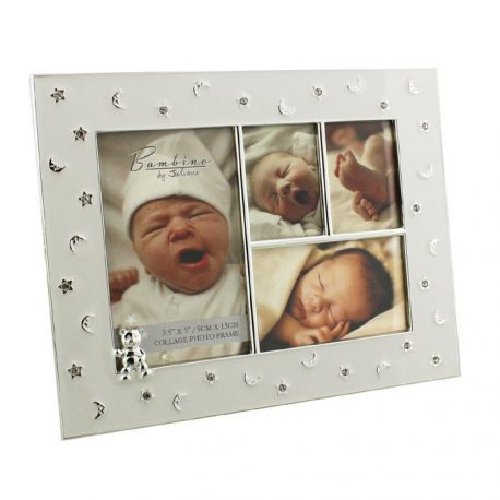 Rama bebelusi multipla argintata Twinkle Twinkle