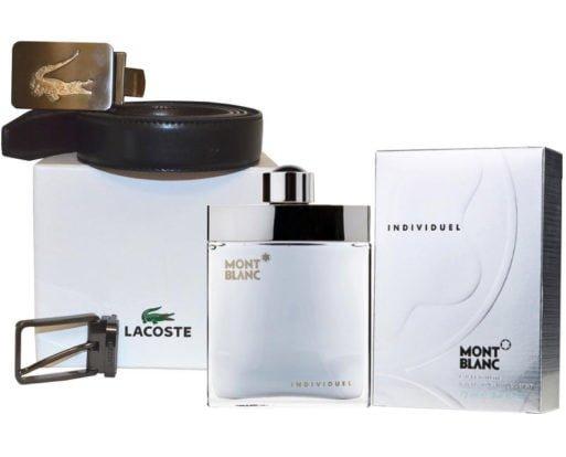 Cadouri pentru barbati Montblanc si Lacoste