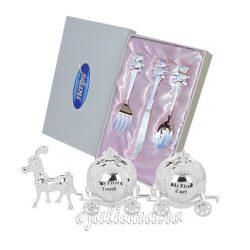Set mot dintisor tacamuri cadou fetita