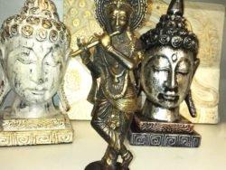 Shiva statueta patinata antichizata