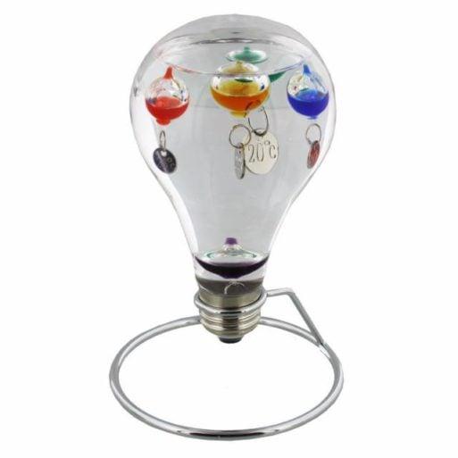 Termometru Galileo Galilei bulb