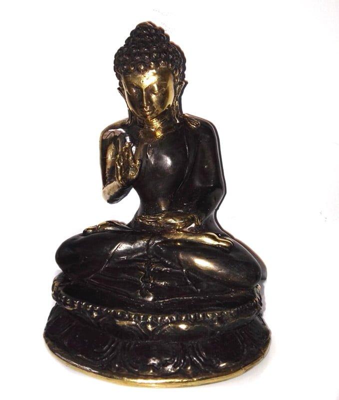 Buddha Statueta antichizata