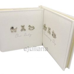 Album foto carte invitati botez