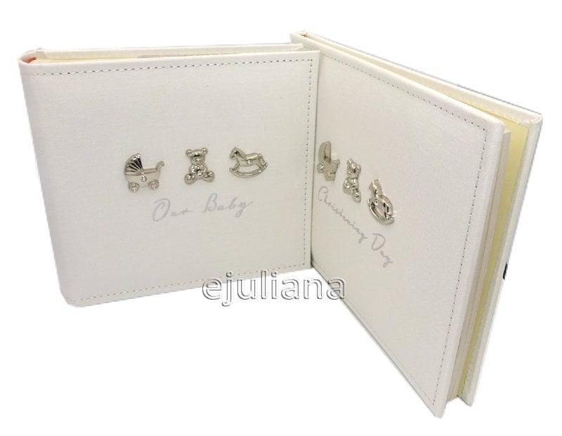 Album foto carte invitati botez