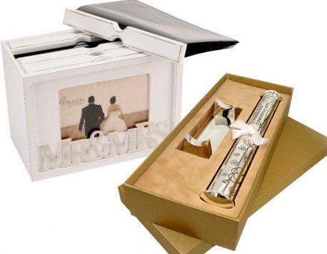 Album foto suport pentru certificatul de casatorie
