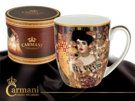 Cana portelan colectie Adele Klimt