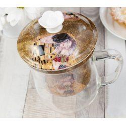 Cana de ceai din yena Klimt