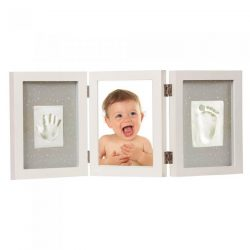 Rama tripla amprenta bebelusi