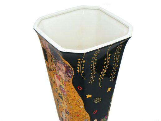 Vaza de portelan Gustave Klimt