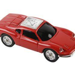 Ceas de birou Porsche miniatura