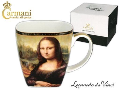 Cana de colectie Mona Lisa