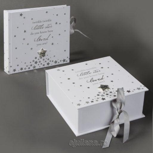Album si caseta pentru bebelusi Twinkle