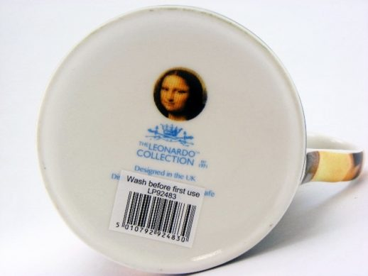 Cana de cafea Leonardo Collection