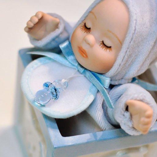 cutiuta-muzicala-albastra-cadou-baietel