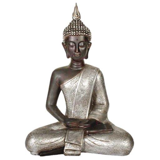 Statueta Thai Buddha antichizat