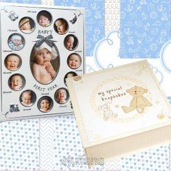 Album primul an caseta bebelusului
