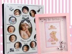 Cadou prima aniversare pentru fata