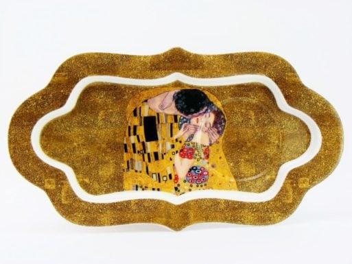 Tavita de portelan Gustav Klimt