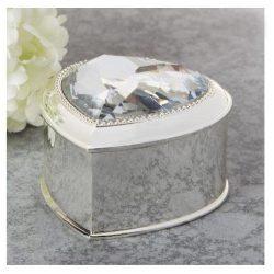 Caseta inimioara cu cristal