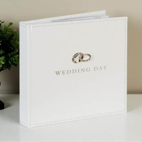 Album de nunta cu inele verighete eJuliana