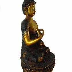 Statueta Buddha de bronz