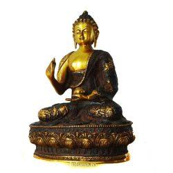 Buddha statueta antichizata 32cm