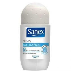 Deodorant Sanex Dermo Tolerance roll on 24 de ore