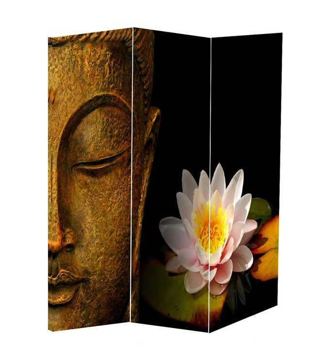 Paravan despartitor Buddha lotus