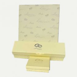 Rama caseta si potcoava pentru miri cadou de cununie cutii