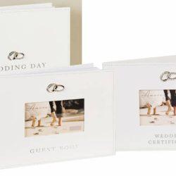 Album carte de oaspeti, carte pentru certificat de casatorie