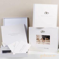 Cadouri de nunta Juliana Album si carte de oaspeti