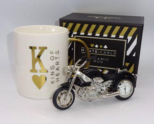 Cana ceas motocicleta cadouri pentru barbati