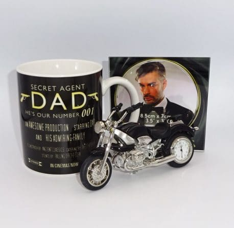 Cana ceas motocicleta cadouri pentru tata