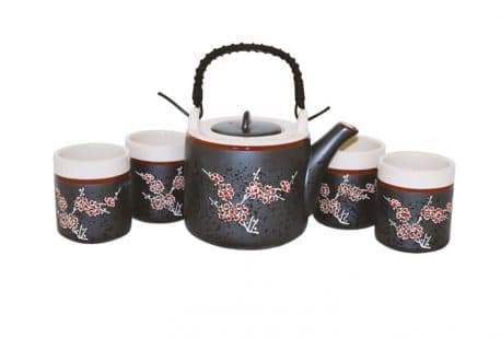 Set de ceai antichizat oriental