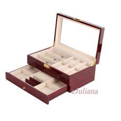 Cutie pentru ceasuri, ochelari si bijuterii