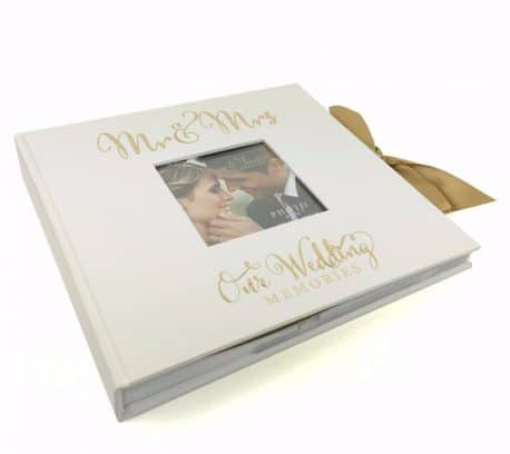 Album de nunta mare Wedding Memories