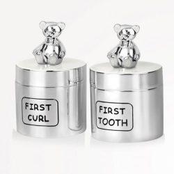 Cutiute pentru mot si primul dintisor cu ursulet