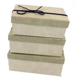 Set trei cutii de cadou