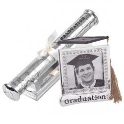 Rama si suport pentru certificat pentru absolvire