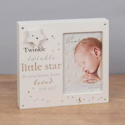 Cutiuta muzicala rama foto pentru bebelusi