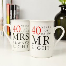 Cani aniversare casatorie 40 de ani