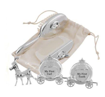 Set cadou pentru fetita perie pieptan mot dintisor